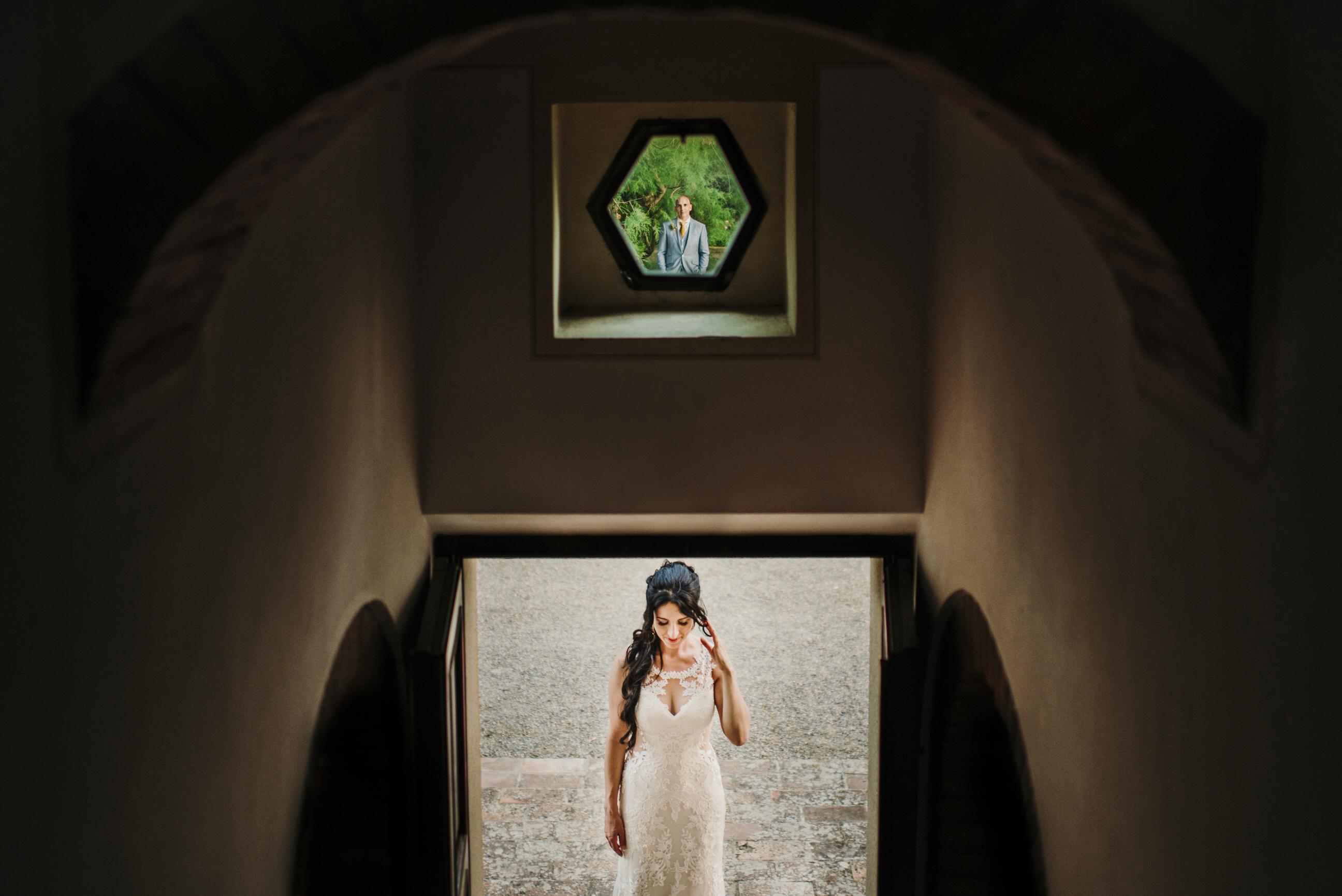 Angela & Micheal - Wedding Villa Podere la Mandriola